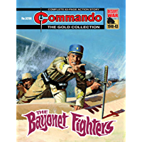 Commando #5296: The Bayonet Fighters (English Edition)
