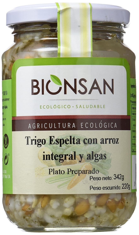Bionsan Trigo Espelta con Arroz Integral y Algas - 6 ...