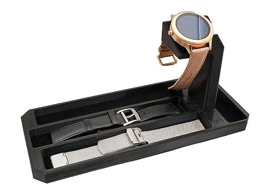 Soporte para Reloj Inteligente Michael Kors Access por Artifex Design para Dylan y Bradshaw smartwatch con