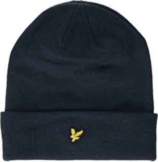 bc8551f4b76 Lyle   Scott Men s Racked Rib Plain Beanie
