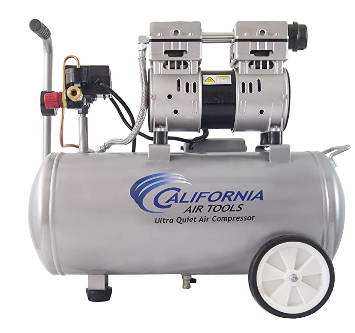 The Best Air Compressor California 8 Gal 1 Hp