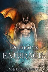 Demon's Embrace: Book Two of The Book of Demons Kindle Edition
