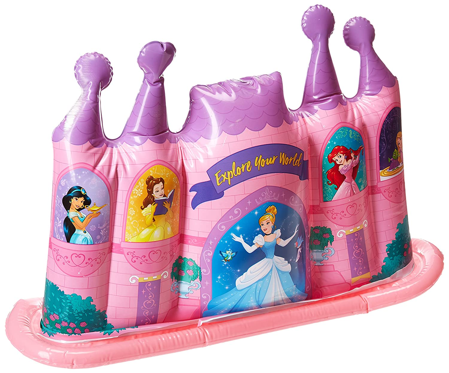 Amazon.com: Disney Princess inflable aspersores Fun Cool ...