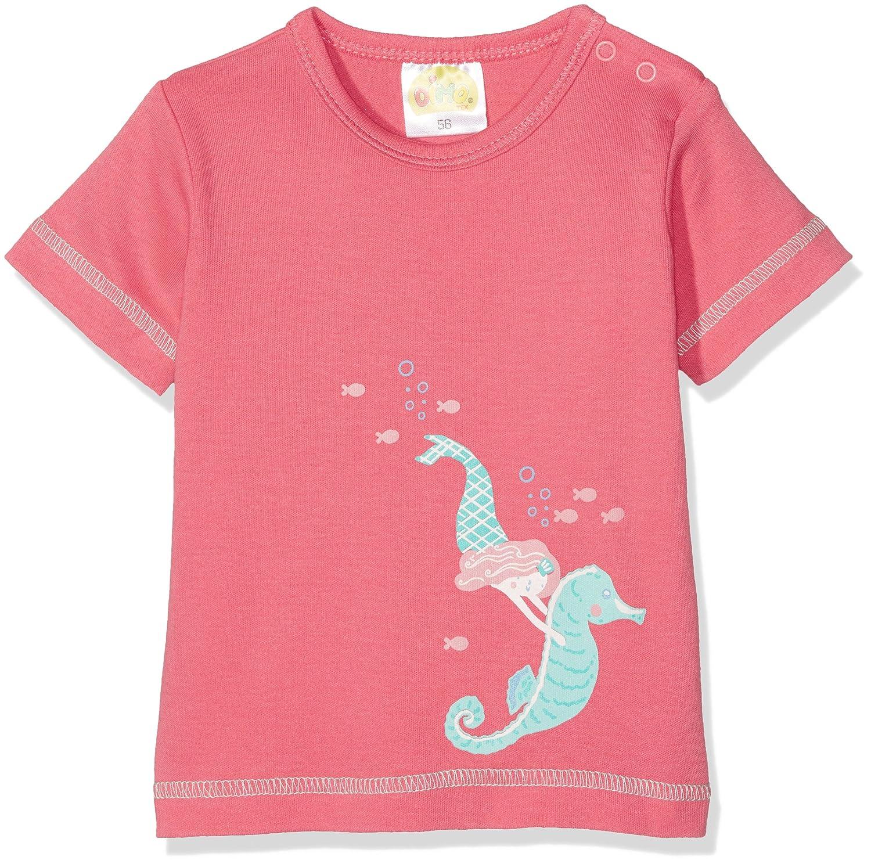 DIMO-TEX Mermaid Baby T-Shirt B/éb/é Fille