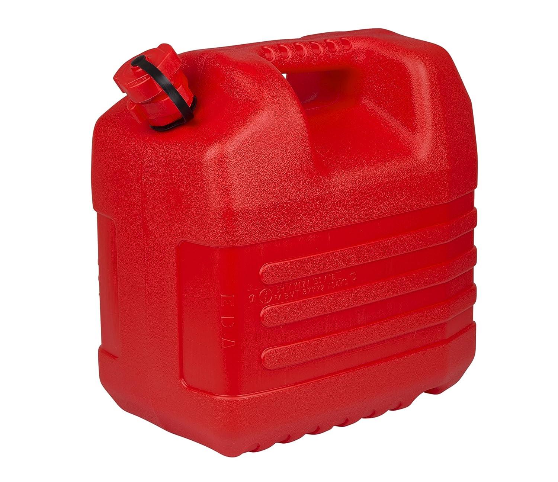 EDA Plastiques Kunststoffkanister Benzinkanister Kraftstoffkanister Reservekanister 5 Liter