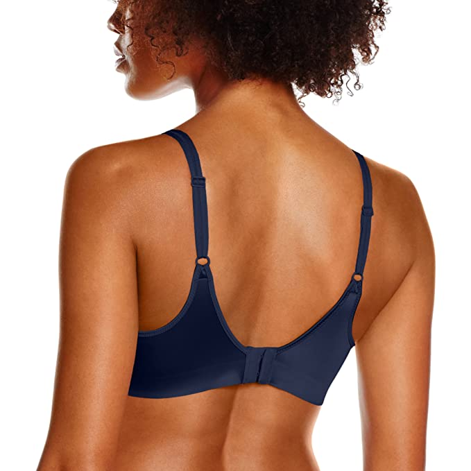 990e9513a5 Maidenform Women s Luxe Extra Coverage Back Smoother Bra with Smooth Tec at  Amazon Women s Clothing store