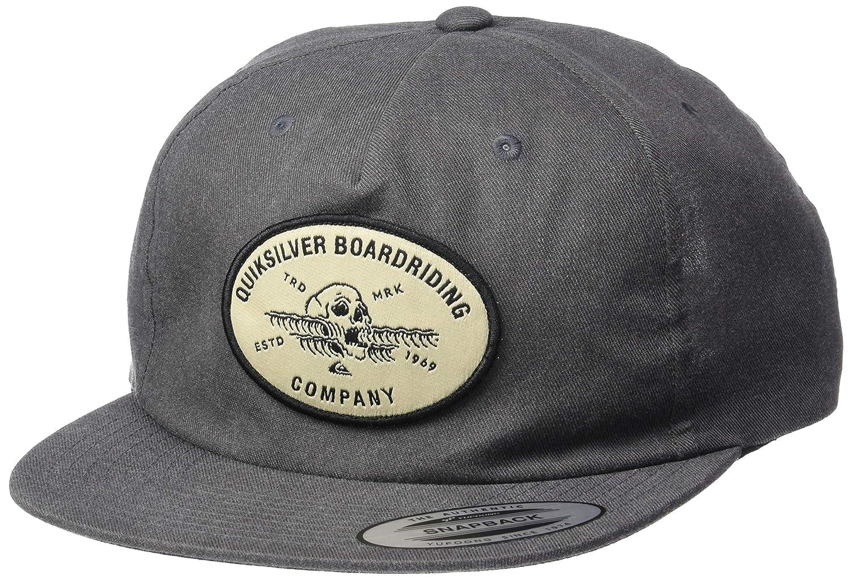 Black Quiksilver Mens Wave Remains HAT 1SZ