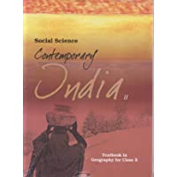 Contemporary India Part - 2 Textbook in Geography for Class - 10  - 1068