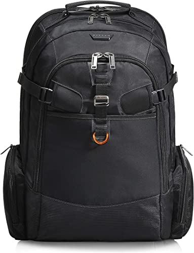 EVERKI Business 120 Travel Friendly Laptop Backpack, up to 18.4-Inch EKP120