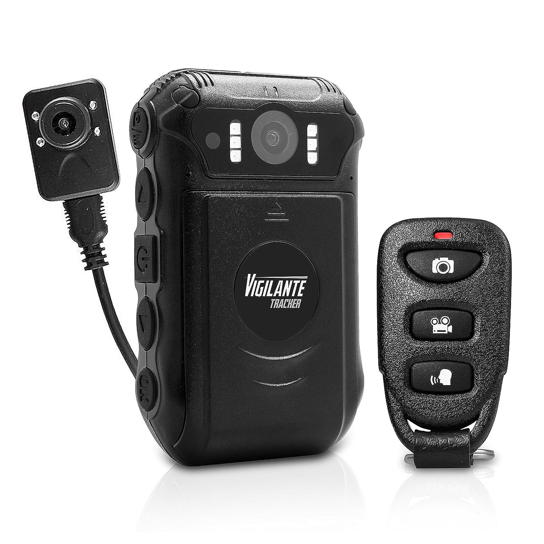 Amazon.com : Pyle Body Worn Camera Security Police Cam, GPS ...