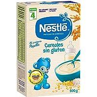Nestlé Papillas Cereales sin Gluten - 500 gr