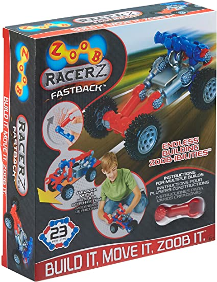 ZOOB RacerZ Fastback 0Z12055