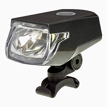 Luz de bicicleta recargable Roxim Raptor X3K CREE LED USB - extremadamente brillante y extensa. Destello delantero - Liviana - Durable - Para viajes ...