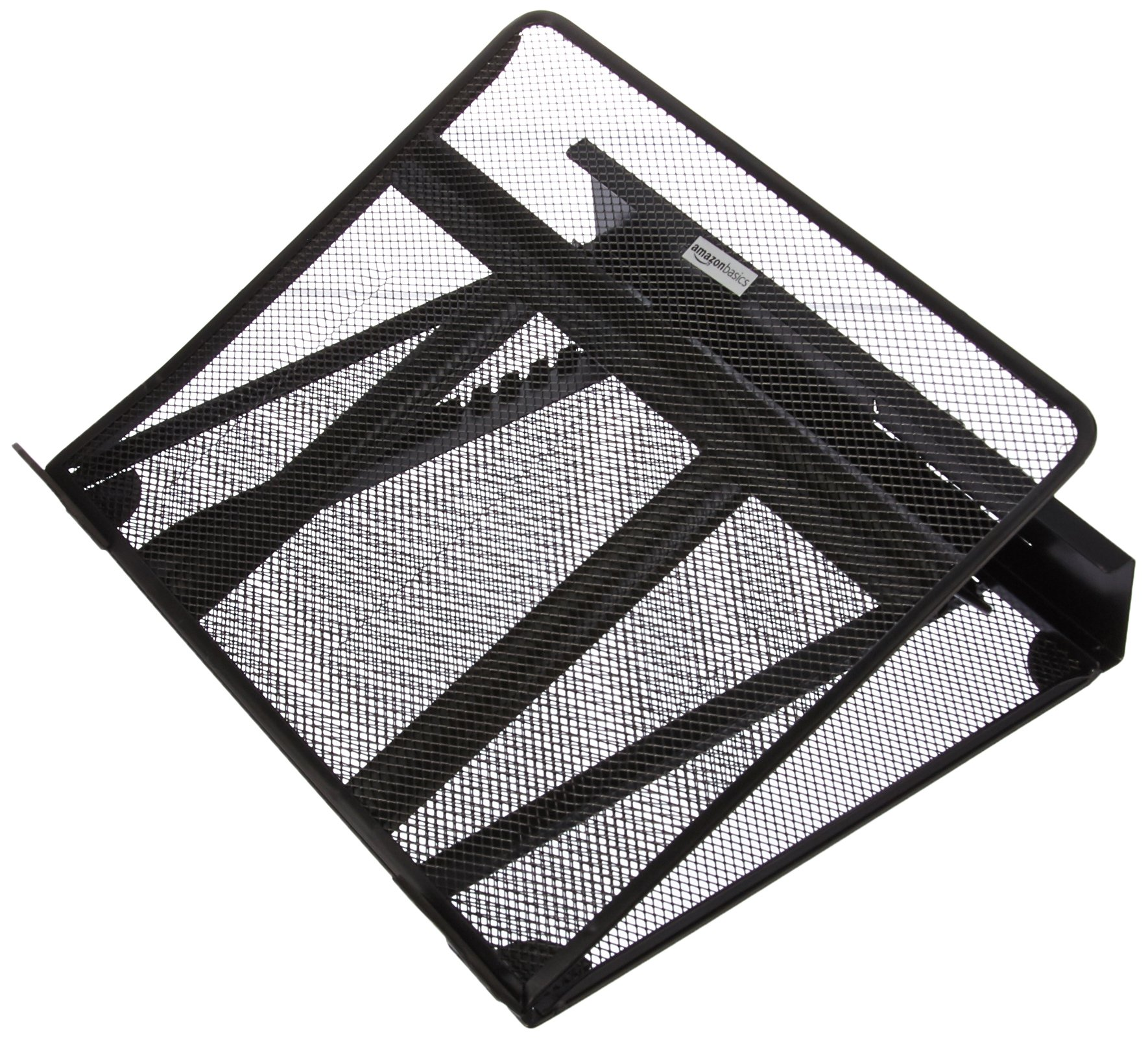 AmazonBasics Ventilated Laptop Stand (Black) product image