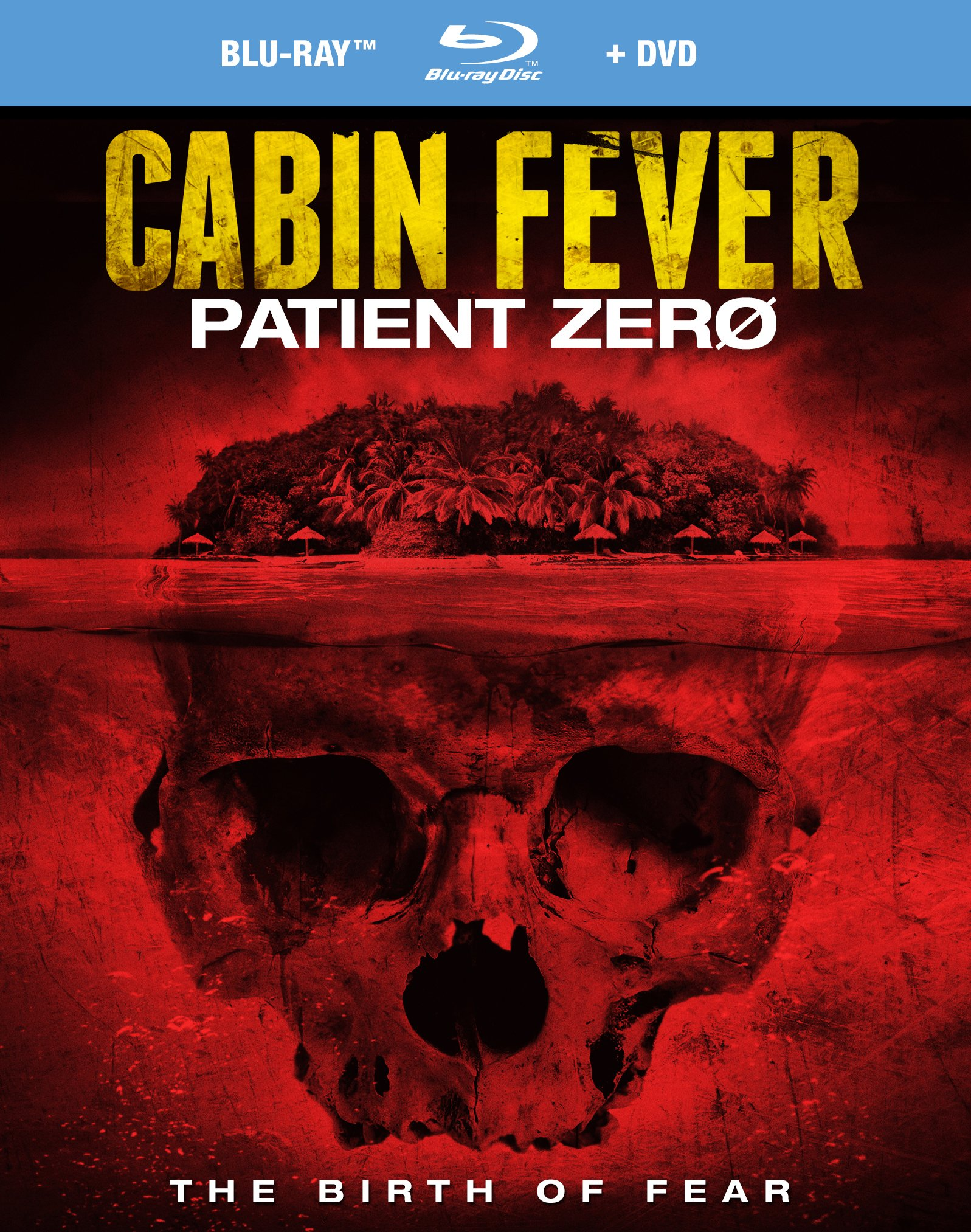 Blu-ray : Cabin Fever: Patient Zero (England - Import)