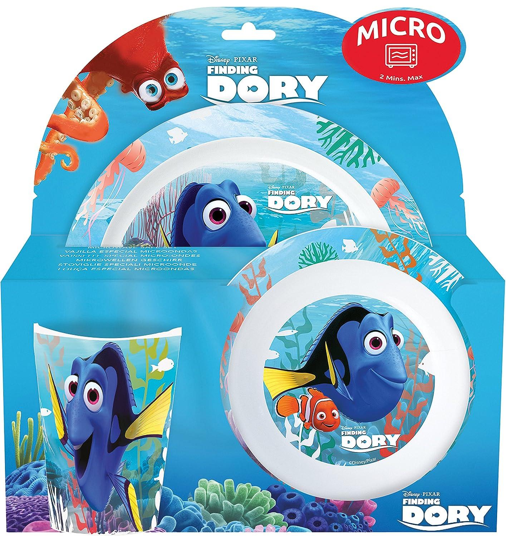 Joy Toy 784450 - Alla ricerca di Dory Juego 3 piezas de plástico ...