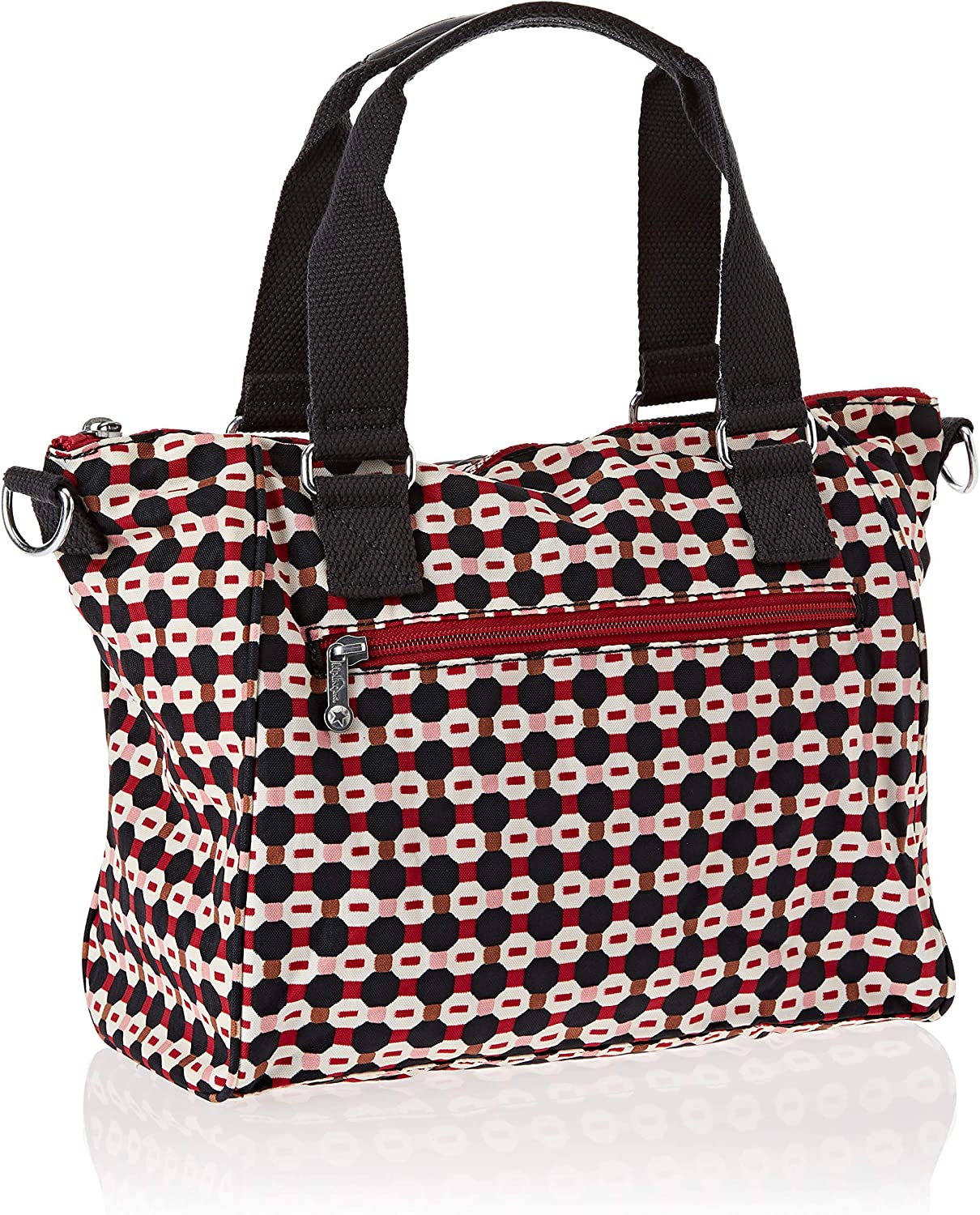 Kipling Womens Amiel Top-Handle Bag Multicolour Multicolour (Shapemix)