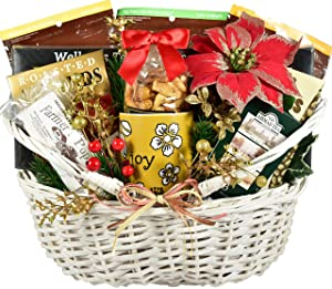 Gift Basket Village To A Happy and Healthy You!, Sugar Free Gift Basket with A Variety of Tasty Health Conscious Treats