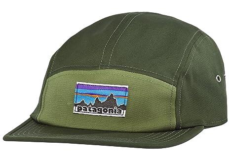 Patagonia Retro Fitz Roy Label Tradesmith Cap (Fatigue Green)  Amazon.ca   Sports   Outdoors 01dfcdc1289