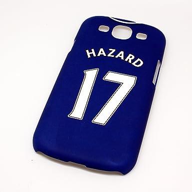 Chelsea FC Hazard de camiseta de fútbol carcasa rígida para ...