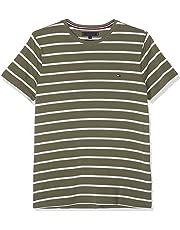 Tommy Hilfiger Herren T-Shirt Stretch Slim Fit Tee