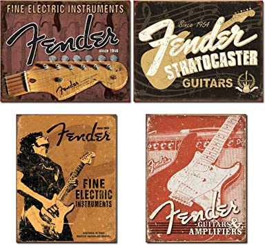 Amazon.com: Fender Sign Bundle – Fine Electric Instruments ...