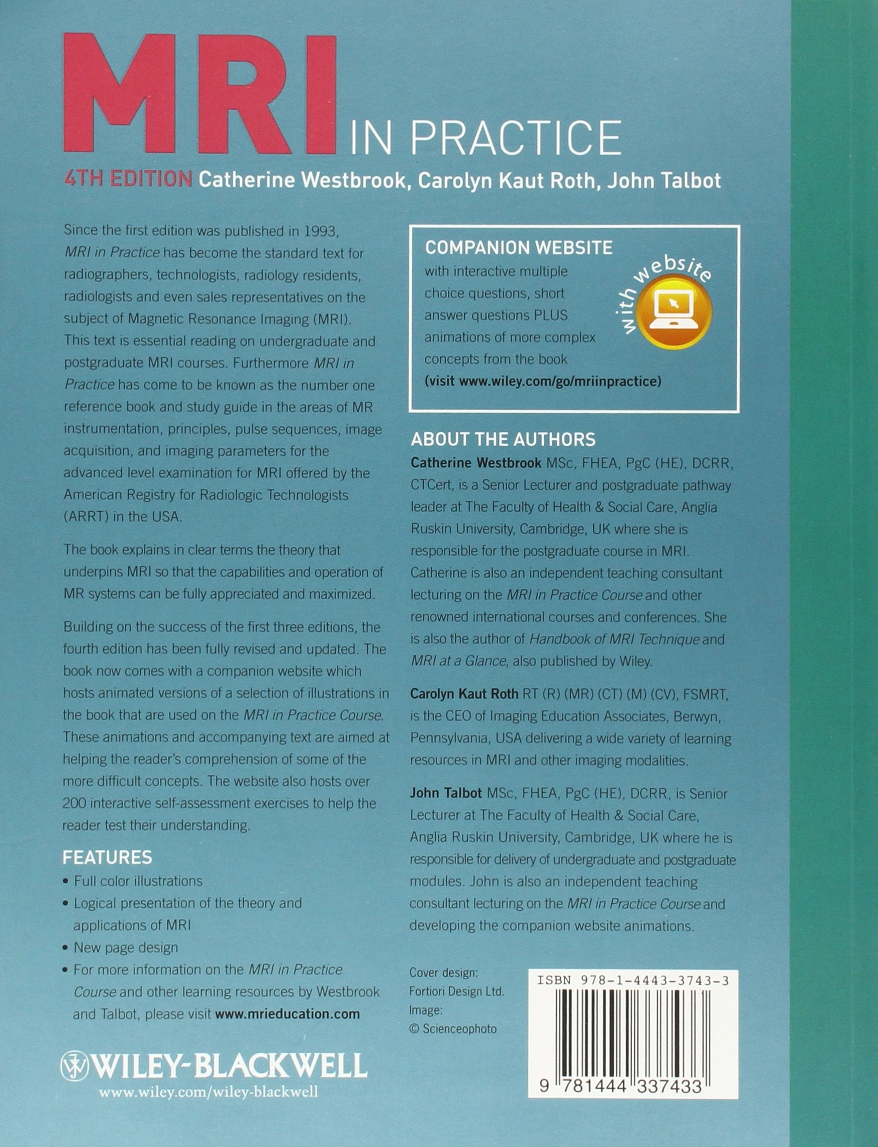 MRI IN PRACTICE EBOOK