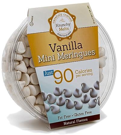 Original Meringue Cookies (Vanilla Minis) • 90 calories per serving, All Natural,