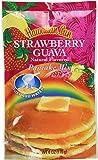 Strawberry Guava Pancake Mix, 6 Ounce Bag by Hawaiian Sun