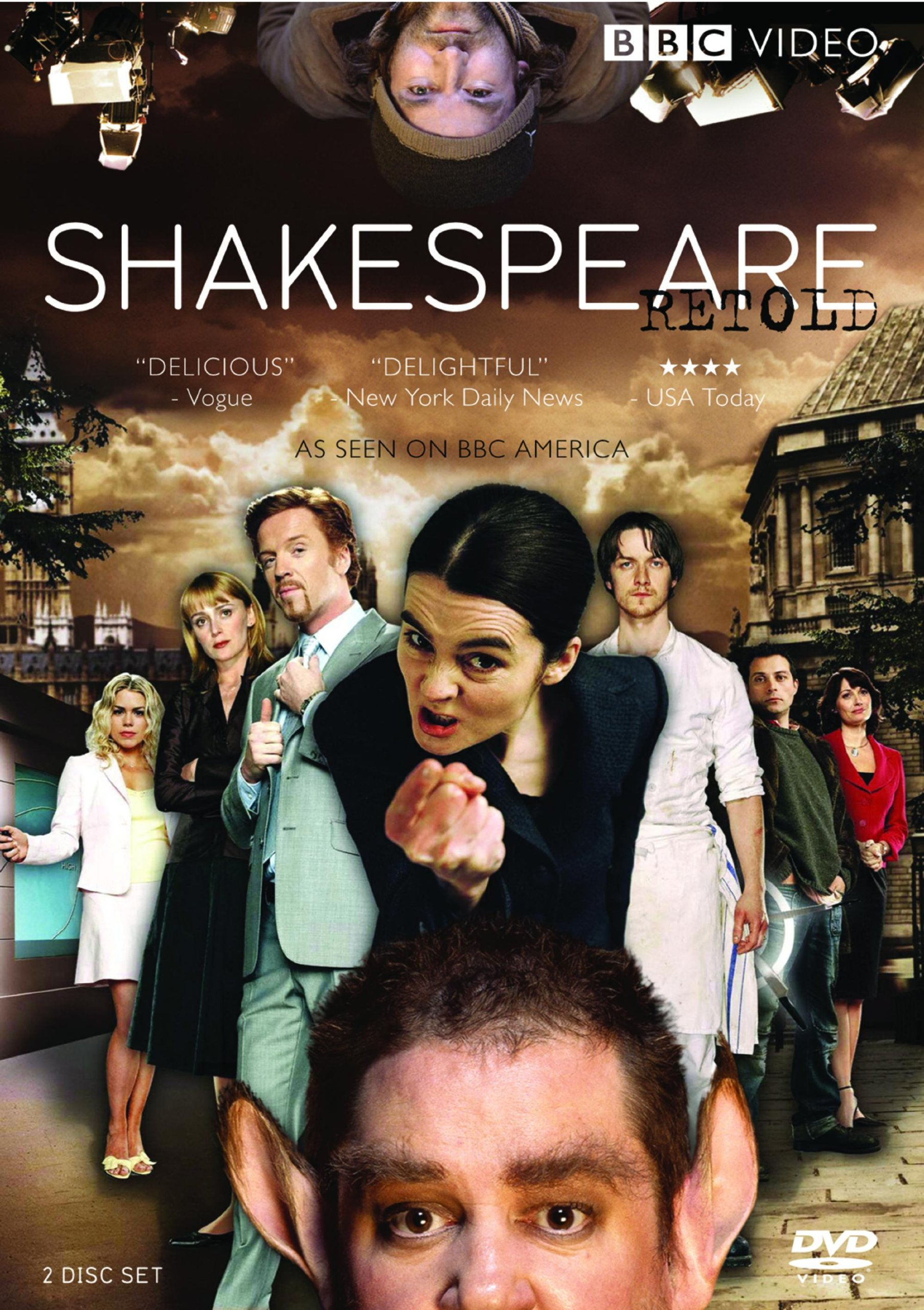 Shakespeare Retold by Warner Home Video