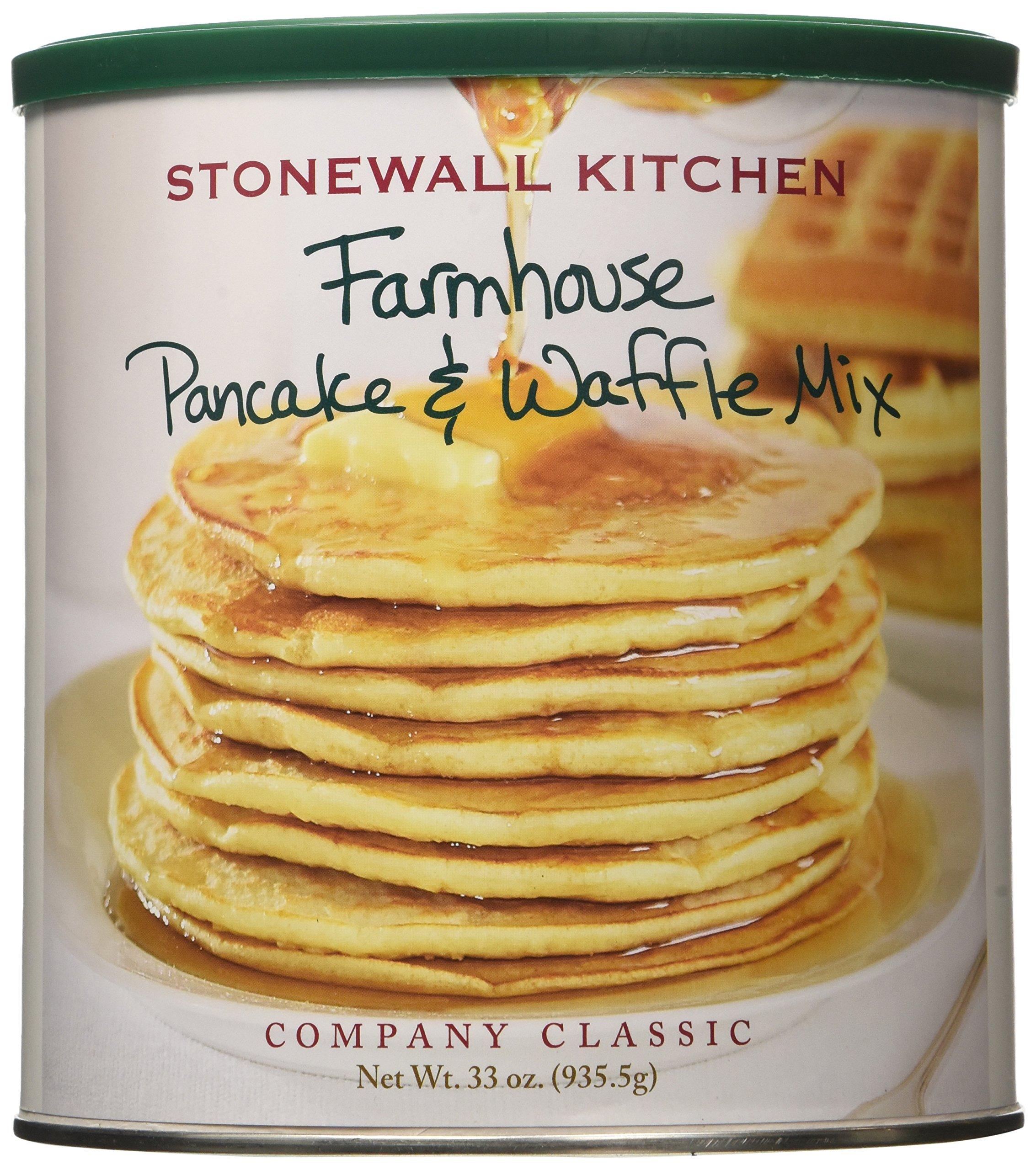 Stonewall Kitchen Farmhouse Pancake & Waffle Mix, 33 oz by Stonewall Kitchen (Image #2)
