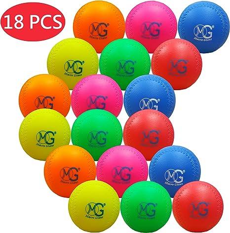 Macro gigante 3,5 inch espuma pelota de sófbol, Parque infantil ...