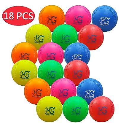 Amazon.com: Juego de bola de Softball, Parque infantil de ...