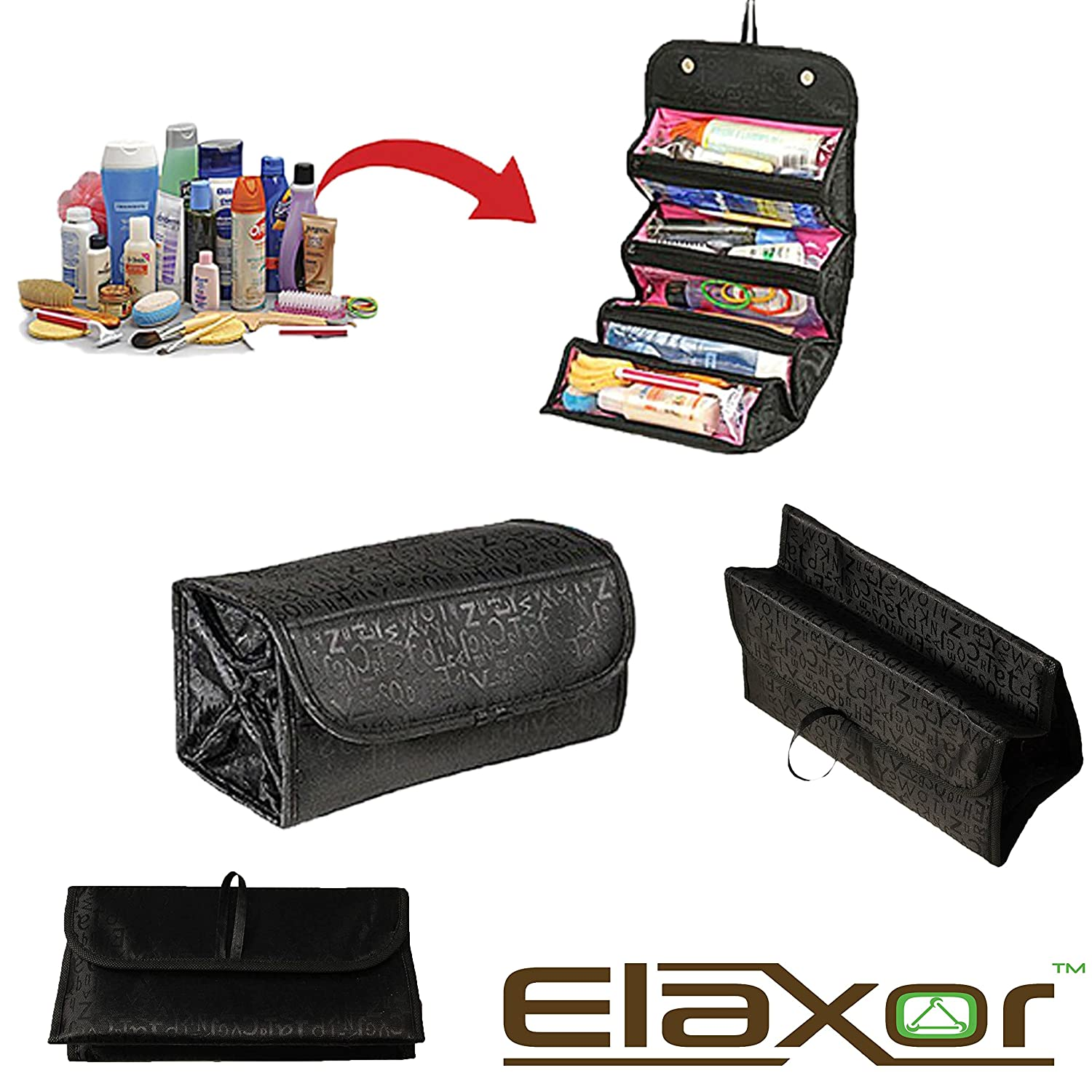 Amazoncom Elaxor Multi Functional Waterproof Travel Bag