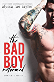 The Bad Boy Reformed Series, Books 1-3: Raising Ryann, Resisting Ryann and Breaking Ryann