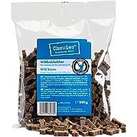 Chewies Hundeleckerli Training Mini Wild enkeltjes - 125 g - hondensnacks suikervrij & met hoog vleesgehalte - ideaal…