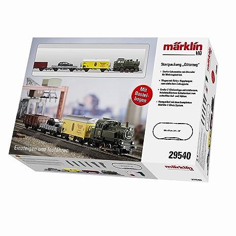 Märklin 29540 - Maqueta de tren de mercancías: Amazon.es ...