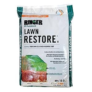 Safer Brand Ringer Lawn Restore Lawn Fertilizer