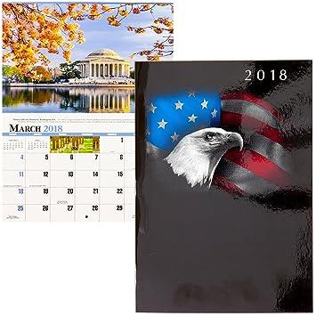 2018 Monthly Calendar Journal Organizer U0026 2018 Desk Wall Appointment  Planner | Agenda Diary Goals Accountability