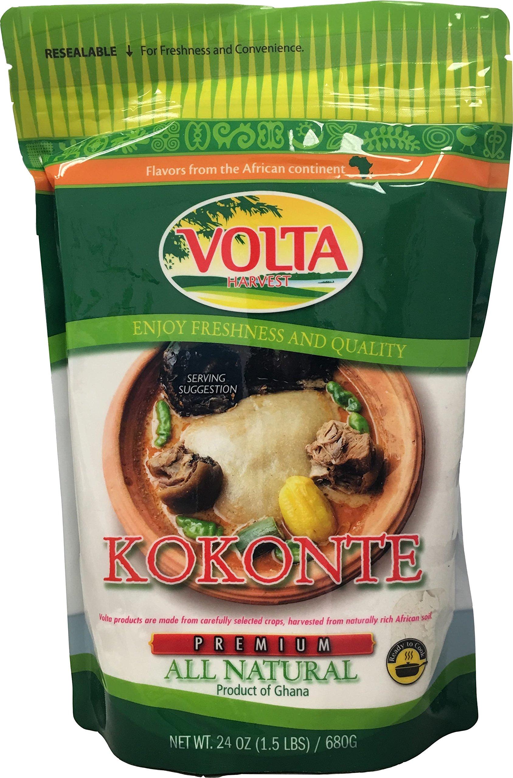 Volta Harvest Kokonte