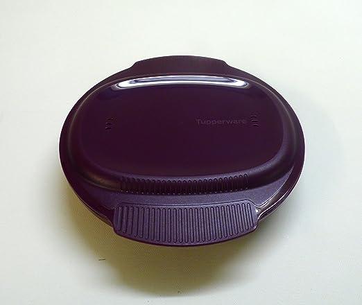 Tupperware desayuno eléctrica microondas cocina morado: Amazon.es