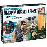 Spy School Sneaky Surveillance - 11 Pieces - Includes in-world Book, Multi (SL308685)