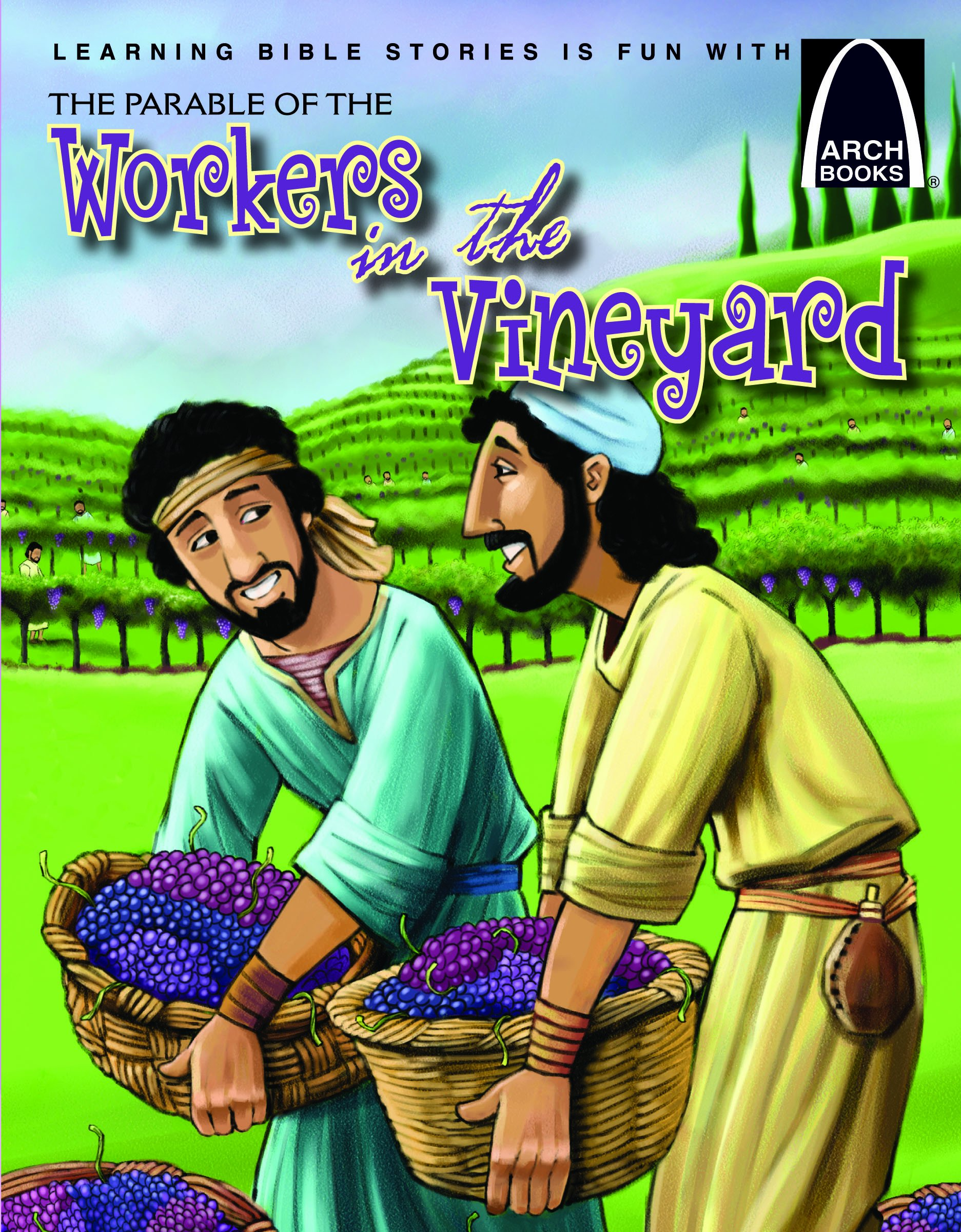 The Parable of the Workers in the Vineyard (Arch Books) pdf