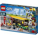 lego city 60022 jeu de construction le terminal de l 39 a roport jeux et jouets. Black Bedroom Furniture Sets. Home Design Ideas