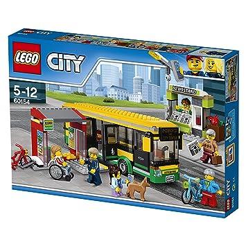 City Routière De Gare Jeu Lego Construction 60154 La FlcK3JT1