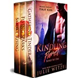 Kindling Flames Boxed Set (Books 1-3): Paranormal Romance Series, Vampires, Shifters, and More. (Kindling Flames Series Book