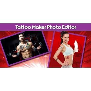 Fabricante de tatuaje Photo Editor: Amazon.es: Appstore para Android