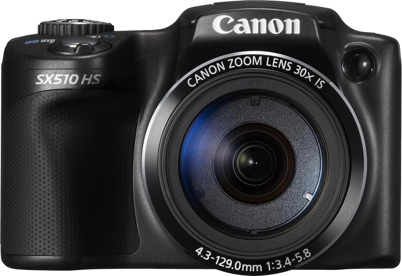 Canon PowerShot SX510 HS - Cámara compacta de 12.1 MP (Pantalla de ...