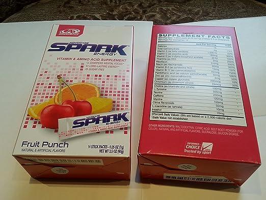 Spark Energy Drink 14 - Juego de 14 bolsas para fruta ...