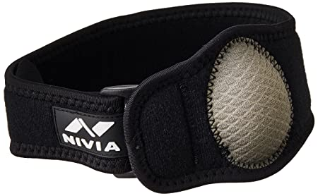Nivia Performaxx Tennis Elbow Support Free Size Accessories
